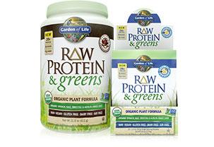 Herbal Health Garden Of Life Protein Greens 20 Servings