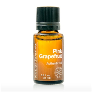 Essential Oils - Pink Grapefruit 15mL