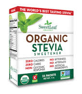Sweet Leaf Organic Packets