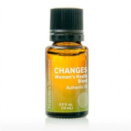 Essential Oils - Changes 15mL