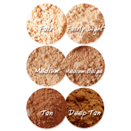 Mineral Foundation 6.5g