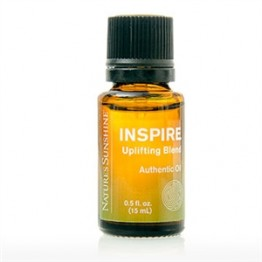 Essential Oils - Inspire Uplifting Blend 15mL