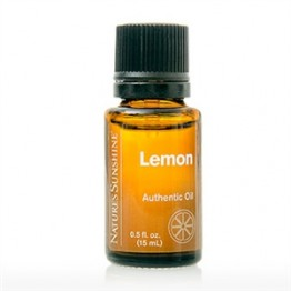 Essential Oils - Lemon 15mL