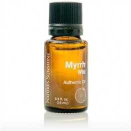 Essential Oils - Myrrh, Wild 15mL