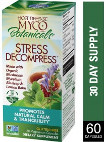 MycoBotanicals Stress Decompress 60 capsules