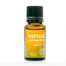 Essential Oils - Refuge Calming Blend 15mL