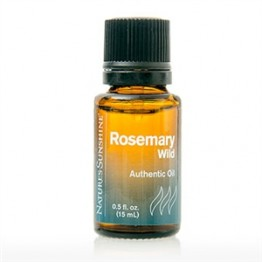 Essential Oils - Rosemary, Wild 15mL