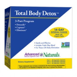 Total Body Detox 14 Day Internal Cleanse