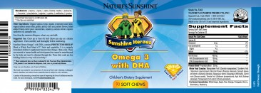 Omega 3 with DHA 90 Count