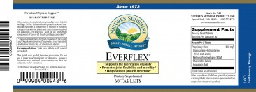 Everflex® w/ Hyaluronic Acid 60 Count