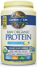 Raw Protein Vanilla 20 Servings
